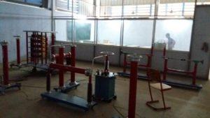 High Voltage lab1