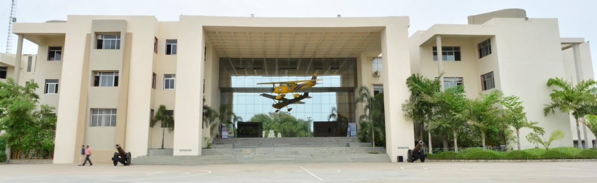 Indus University Main Building