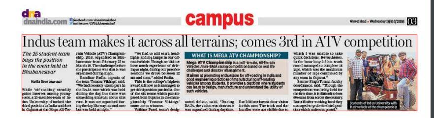 ATV Championship