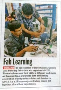 Ahmedabad Mirror - Fab Learning
