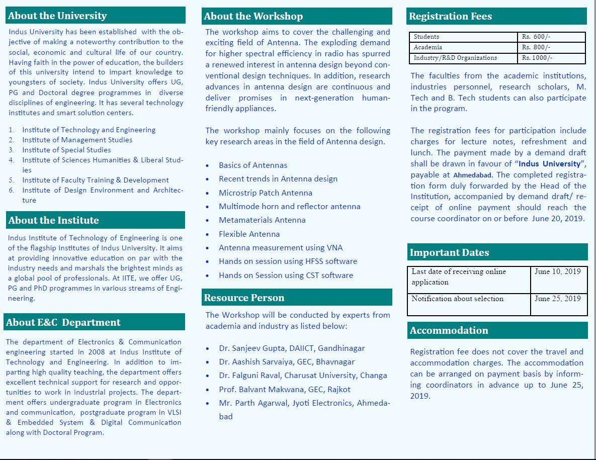Department of Electronics & Communication Engineering